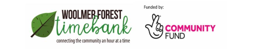 Woolmer Forest Logo